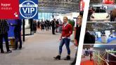 Hotspot für die Mobilität und Logistik der Zukunft | Hypermotion 2019 mit Telematics VIP-Lounge